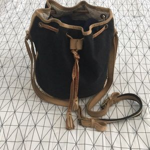 Shared History Bucket Bag